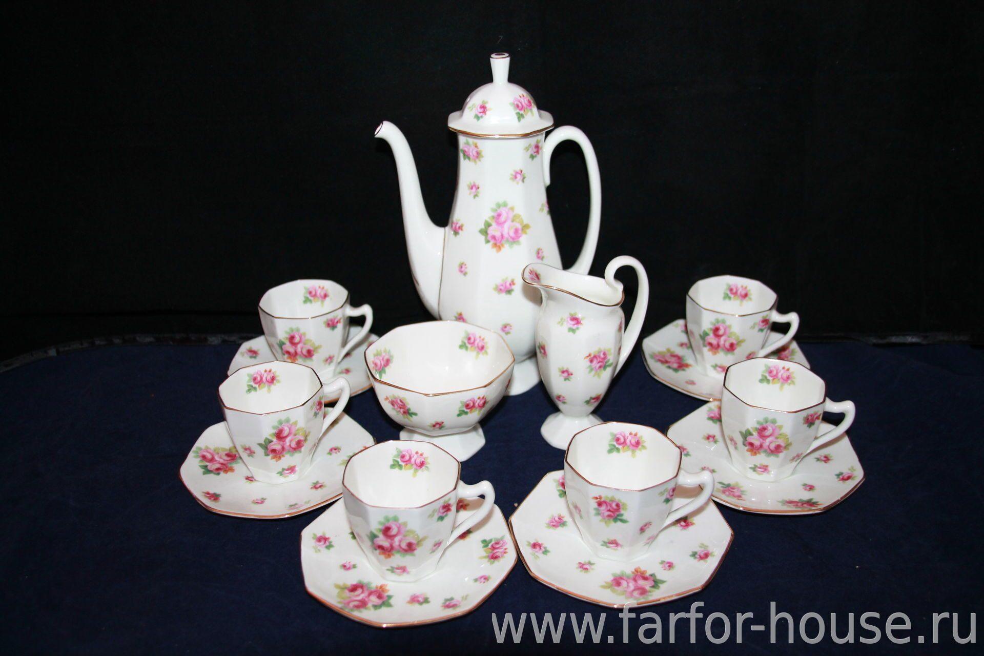 английские фарфоровые чашки